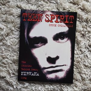 TEEN SPIRIT by Chuck Crisafulli